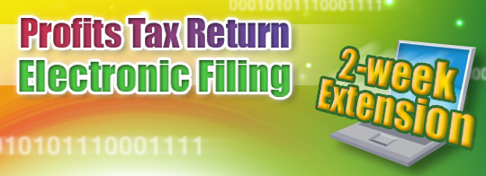 eFiling of Profits Tax Return